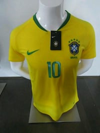 2018 World Cup Brazil Home Jersey  Mississauga, L5B 0G4