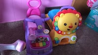 baby's pink and purple Fisher Price toy Rockford, 61108