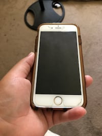 silver iPhone 6 with case Anaheim, 92801