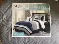 7 pieces Bed set- brand new  Toronto, M9B 4A4