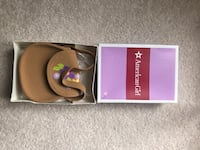 American Girl doll purse braces and earrings. Marriottsville, 21104