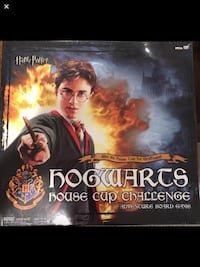 Never opened harry potter game collectible Gaithersburg, 20878