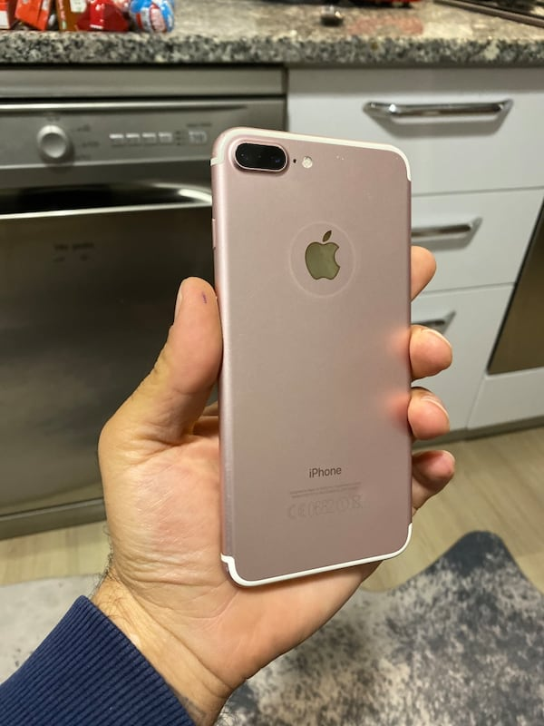 IPHONE 7 PLAS Roza Gold (32gb) Full orjinal Türkiye  0