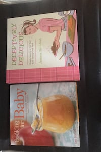 2 Book cooking baby.