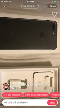 space gray iPhone 6 with box Toronto, M9R 2K4