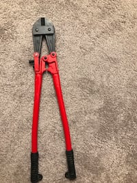 Black and red bolt cutter Jessup, 20794