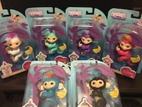 Authentic Fingerlings Complete Collection