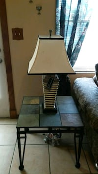 black and white table lamp Kissimmee, 34741