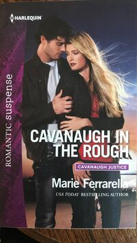 Cavanaugh in the Rough book