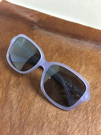 white framed black lens sunglasses Norcross, 30071