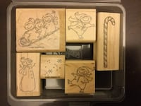 Stampin Up - Winter Play Ramsey