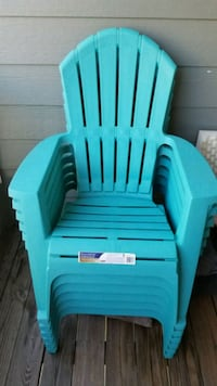 New Adirondack chaors Knightdale, 27545