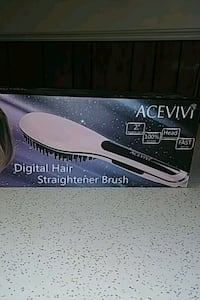 Hair Straightener Brush Toronto, M8Z 2A2