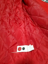 red and white button-up jacket Windsor, N8W 4Z9