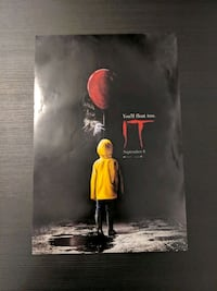It movie poster - small Salem, 97304