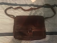 Men's Leather Satchel Bag Rockville