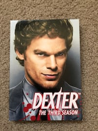 Dexter The Complete 3rd Season DVD Set Fishers, 46037