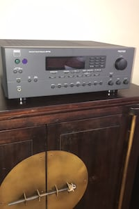 NAD Stereo Receiver w/ 5disc carousel changer Los Angeles, 90024