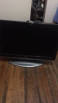 black Samsung flat screen TV New York, 10024