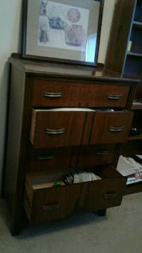 brown wooden lowboy dresser Dartmouth, B2X 1H7