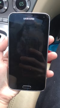 black Samsung Galaxy android smartphone Asheville, 28805