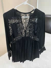 Rebecca Taylor blouse in size 0 Toronto, M5V 1P6