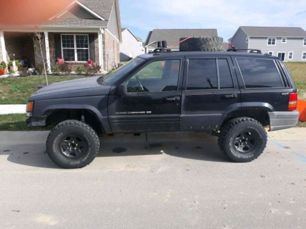 Used 1996 Jeep Grand Cherokee Zj For Sale In Indianapolis Letgo