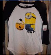 HALLOWEEN JUNIORS size S(3-5) Never worn has tags, meet at huddle house on 321 address is 2426 E Lamar Alexander parkway ,Maryville Maryville, 37801