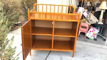 Baby changing table $30