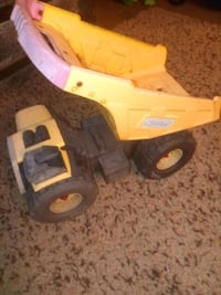 Large Vintage Mighty Tonka Dump Truck