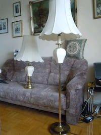 Lamps - short and tall - with Shades and Porcellan body Toronto, M6P 2T4