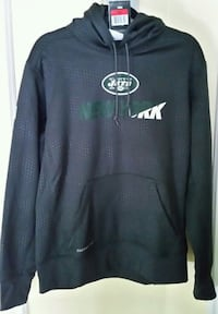 NY JETS ONFIELD THERMA FIT HOODIE Rutherford, 07070