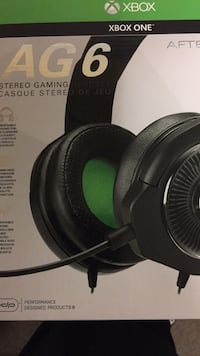 New afterglow Ag6 Xbox one gaming headset Waterloo, N2J 4G8