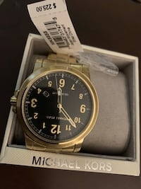 michael kors gold watch Alexandria, 22304