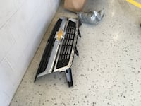 Chevrolet Colorado grille taking off brand new will fit 2014-2019 Colorado 120 or best offer  Thurmont, 21788