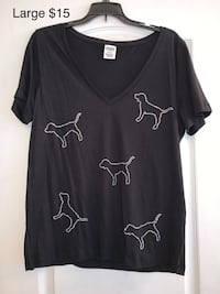 VS size large new tees