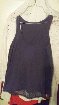 Ladies lace back tank Moss Point, 39563