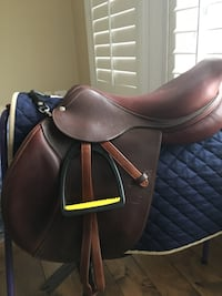 CWD jumping/ eventing saddle 1 Oro-Medonte, L0L