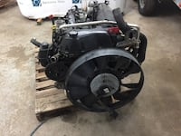 2005 Chevy 4.2 engine, transmission, and transfer case. New Milford, 06776