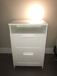Nightstand with a light! Vancouver, V6G 2B5