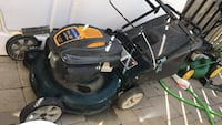 black and yellow push mower Vaughan, L4L 1S2