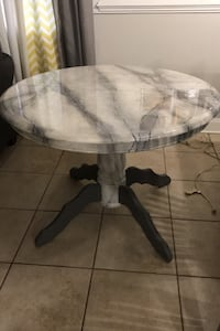 Custom painted accent table Baltimore, 21206