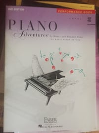 Piano book Fort Smith, 72901