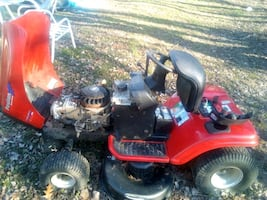 Tractor (Riding Mower)