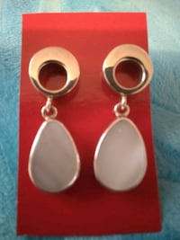 Beautiful earrings 925 silver Whitchurch-Stouffville, L4A 0J5