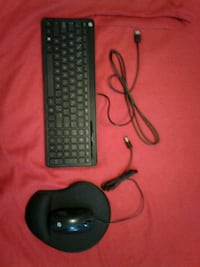HP mouse and keyboard combo+ mousepad Vaughan, L6A 3J8