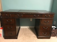 Solid Wood Desk with Drawers Raleigh, 27606