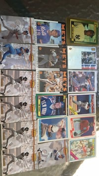 Updated! Various 86-93 Baseball Cards Milford, 03055