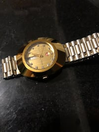 Rado gold watch , Taylor, 48180