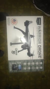 black and gray quadcopter drone box Rocky Mount, 24151